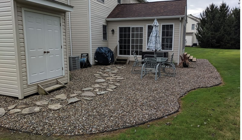 Paver Patios And Walkways Chesterland Geauga County Ohio